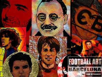 Football Art Barcelona-2